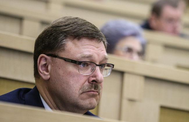 """Косачов: Расмусен в Украйна ще бъде само """"сватбен генерален секретар"""" без военно значение"""