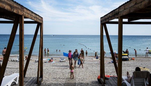 Крим отново се превръща в една от най-предпочитаните дестинации за украинските туристи