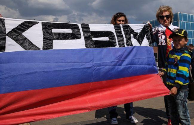 Захарова: Темата за принадлежността на Крим е затворена завинаги