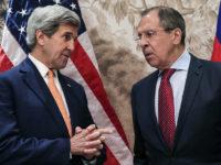 Лавров подчерта необходимостта от затваряне на границата между Турция и Сирия