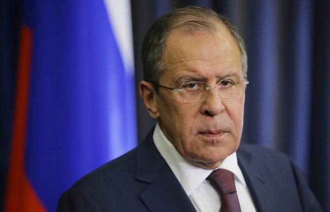 Лавров: Русия не е обсъждала и няма да обсъжда критериите за отмяна на санкциите