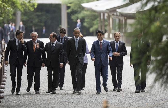 Лидерите от Г7 заплашиха да разширят санкциите срещу Русия в случай на нужда