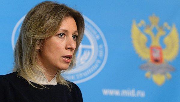 """Захарова: На следващата """"Евровизия"""" да бъде изпълнена песен за Асад"""