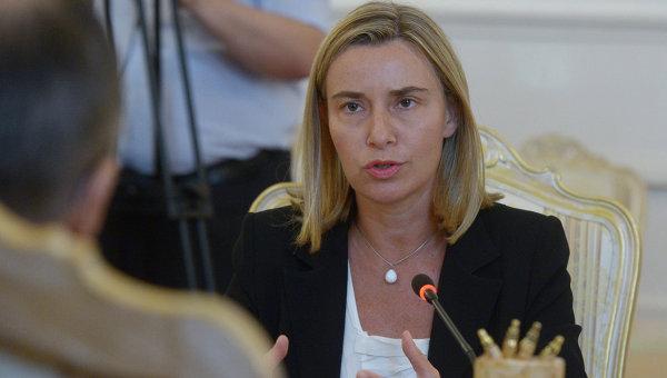 Могерини очаква продължаване на санкциите срещу Русия