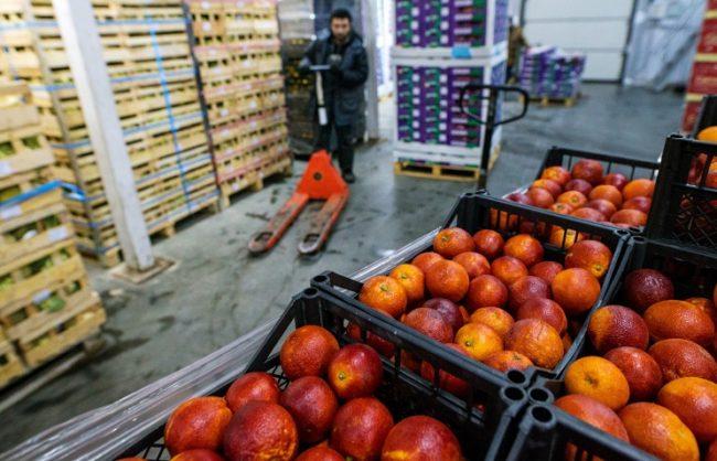 Русия може да забрани вноса на всички плодове и зеленчуци от Турция