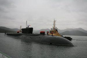 """Подводници от клас """"Борей"""""""