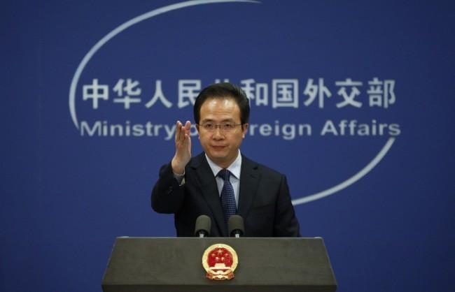 МВнР на Китай: Правилата на световната търговия не могат да се налагат от една държава