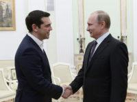 Путин ще обсъди с гръцкото ръководство в Атина търговията, енергетиката и международните теми