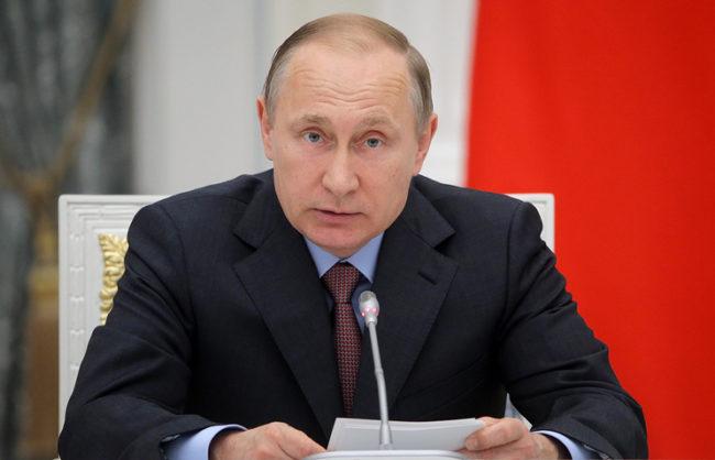 Путин: Русия е готова за най-тясно международно сътрудничество в борбата с тероризма
