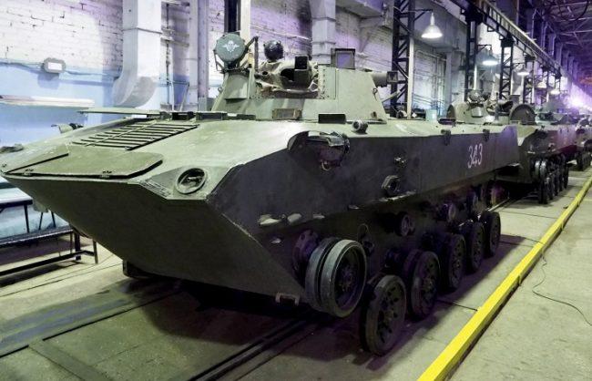 Руските ВДВ получават първия в света десантен зенитен комплекс