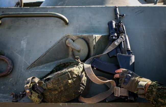 Руски военнослужещ е загинал в Сирия при обстрел в провинция Хомс