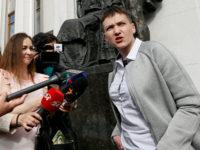 Савченко нарече журналистите чакали и кучета