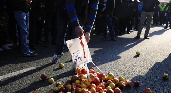 Само за 1 година европейските земеделци са изгубили €2,2 млрд. заради санкциите срещу Русия