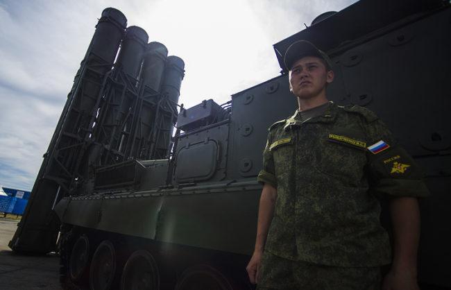 Руската С-300В4 ще може да поразява цели на далечина до 400 км
