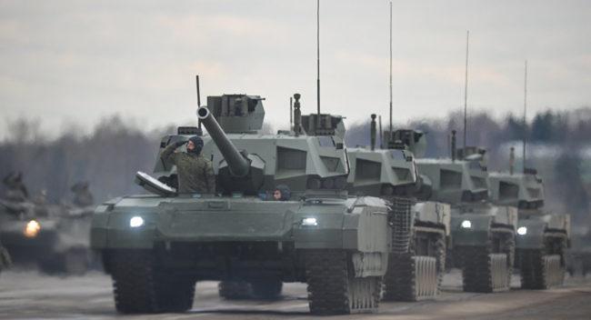Американски генерал отбеляза превъзходството на руските танкове