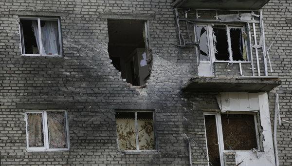 Украински военни обстреляха екип на руска телевизия в Донбас