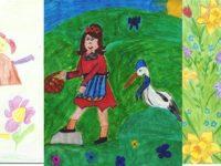 """Седми международен конкурс  за детска рисунка  """"ОБИЧАМ МОЯТА РОДИНА"""" – гласуване за VI кръг"""