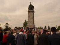 Приятели на Русия отбелязаха Деня на Победата в София