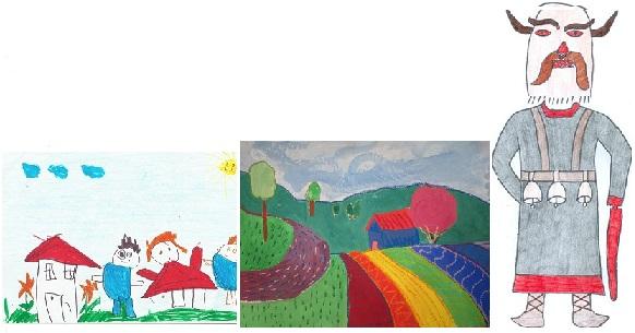 """Седми международен конкурс  за детска рисунка  """"ОБИЧАМ МОЯТА РОДИНА"""" – гласуване за V кръг"""