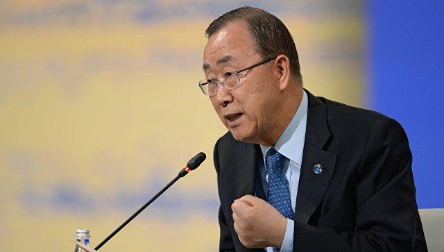 Генералният секретар на ООН не смята да се отказва от изказването си за Русия, предизвикало недоволство в Украйна