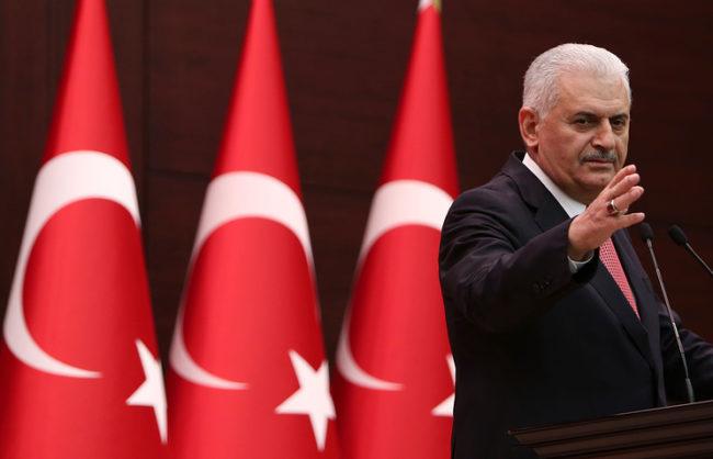Турският премиер: Ледът в отношенията между Анкара и Москва започна да се топи