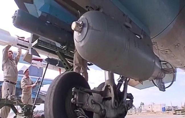 ВКС на РФ са нанесли удар по нефтопреработващ завод на ИД в Сирия