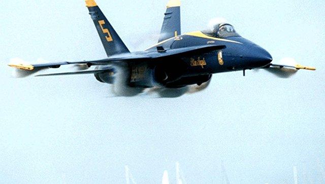 Втори само за това денонощие изтребител се разби в САЩ , пилотът е загинал