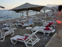 В Турция потопиха самолет с цел привличане на туристи