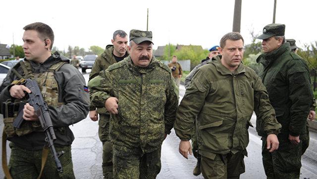 Захарченко: Благодарение на ДНР бе предотвратено покушение срещу Савченко