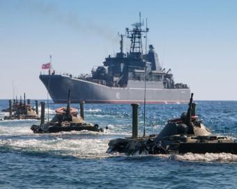 Дълбокото Черно море…