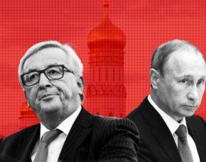 Европа остава важна за Русия и никой не може да я замени