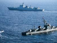 """Китай може да обяви зона за противовъздушна отбрана заради """"провокациите"""" на САЩ"""