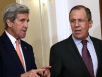 Лавров и Кери обсъдиха възможността да сътрудничество между Русия и САЩ в Сирия