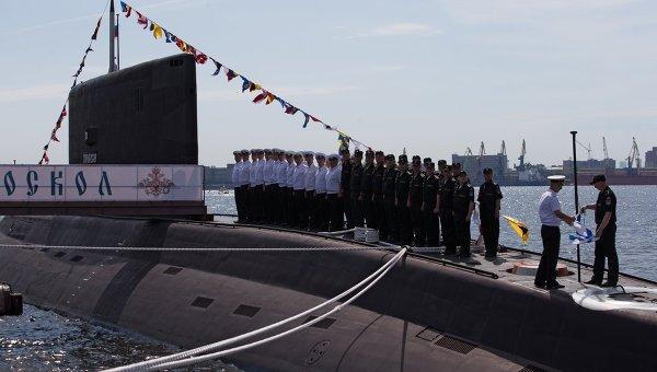 МО на РФ: Щеше да е странно, ако британските ВМС не бяха забелязали руската подводница в Северно море