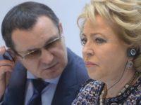Матвиенко: Писмото на Ердоган може да се превърне в основа за възстановяване на отношенията между Русия и Турция