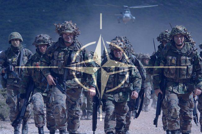 Резултат с изображение за НАТО