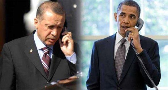 Обама обсъди с Ердоган нормализирането на отношенията с Русия