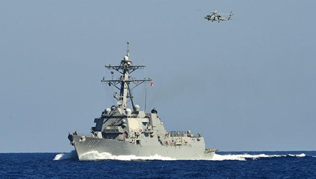 """""""Караме както можем"""". Пентагонът се застъпи за моряците на разрушителя Gravely"""