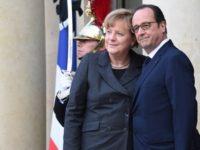 Планът на Оланд и Меркел е отчаян опит да се спаси неспасяемото