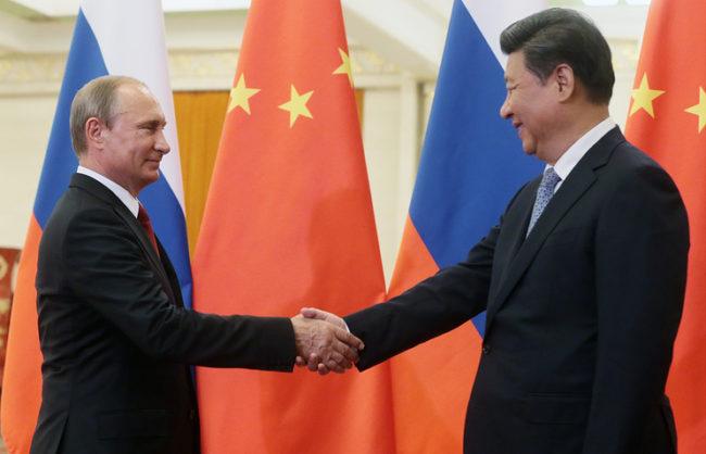 Путин ще посети Китай на 25 юни