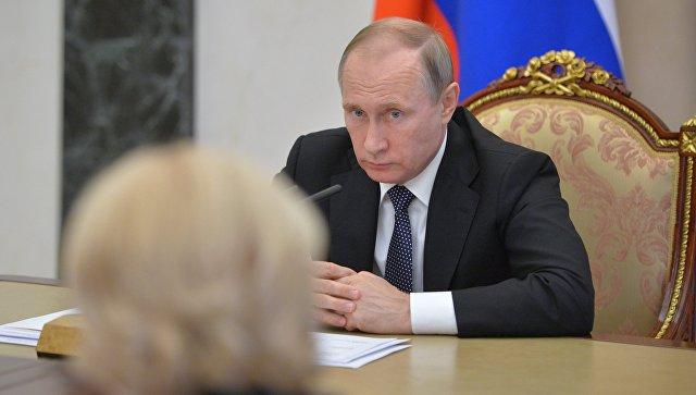 Путин: Русия трябва да увеличи усилията за борба с информационните атаки
