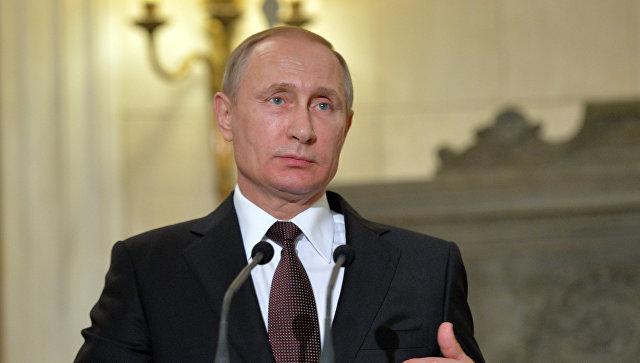 Путин благодари на гърците за гостоприемството