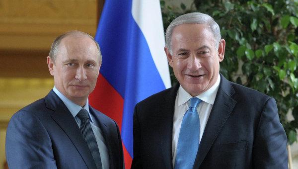 Путин ще обсъди с Нетаняху двустранните отношения и ситуацията в Сирия