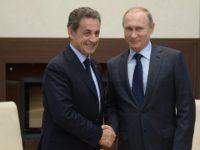 Путин и Саркози ще се срещнат на неформална вечеря в Петербург