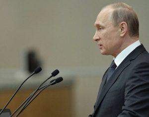 Путин постави икономиката и социалната сфера над въпросите, свързани със сигурността и международната политика