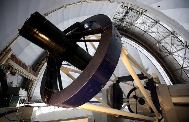 Русия пусна телескоп за търсене на астероиди убийци