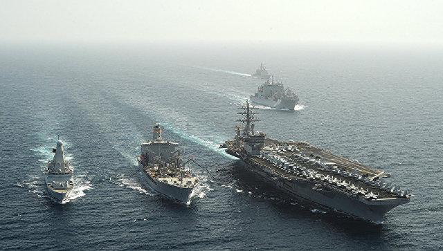 САЩ възнамеряват да изпратят допълнителни военни кораби в Източна Азия