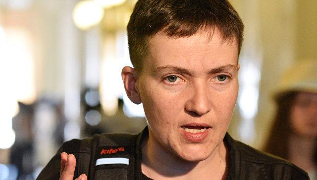 Савченко предложи на Киев да започне преки преговори с ДНР и ЛНР