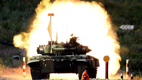 Страните от НАТО изкопираха от Русия практиката за провеждане на танков биатлон