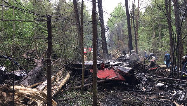 """Изтребител Су-27 от групата """"Руски витязи"""" се е разбил в Подмосковието"""